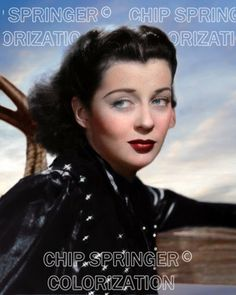 GAIL RUSSELL BLACK COWGIRL OUTFIT (#2) BEAUTIFUL COLOR PHOTO BY CHIP SPRINGER. Featured Ebay Listing. Please visit my Ebay Store, Legends of the Silver Screen, at http://legendsofthesilverscreen.com to see the current listings of your favorite Stars now in glorious color! Thanks for looking and check out my Youtube videos at https://www.youtube.com/channel/UCyX926rA5x4seARq5WC8_0w