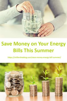 Save Money on Your Energy Bills This Summer - Miller's Heating & Air Voss Bottle, Water Bottle, Energy Bill, Helpful Hints, Saving Money, Tips, Useful Tips, Handy Tips, Advice