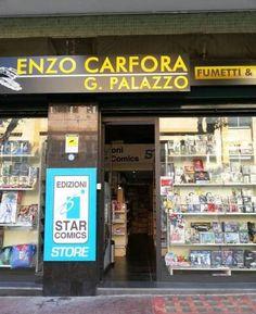 Speciale Fumetterie: C4 Chiacchiere con… Star Comics Store (Napoli)
