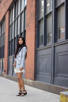 Soft Grey Hues For A Rainy Day by @Kristen Lam on @Beca Alexander http://shar.es/SfMmk