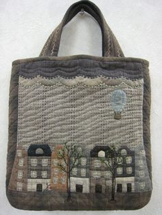 hana-cloth Square _ Sina blog  Love this bag! If only, I could find a pattern.