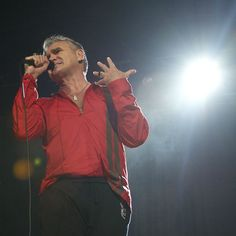 *Morrissey has gotten grumpy in his old age* MORRISSEY SLAMS MADONNA AND 'BOGUS' BRIT AWARDS