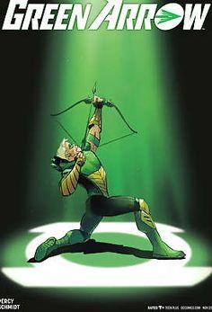 Green Arrow 6 Comic Books