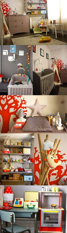 La chambre d'Alois & Vadim / Alois & Vadim's room