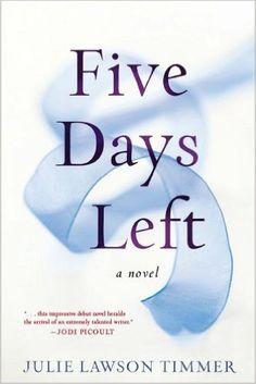Five Days Left: Julie Lawson Timmer