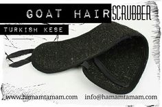 Goat hair is the traditional and original material from which exfoliating gloves were made across Anatolia.   http://hamamtamam.com/goat-hair-scrubbers/ #scrubber #natural  #goathairmitt #goathair #bodycare #anatolia #turkishbath #bathaccessories #bathmitt #bodymitt #wholesale #turkishkese