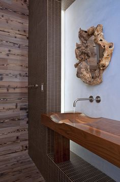 15 Wooden Sink That are Eye Catcher in Every Bathroom