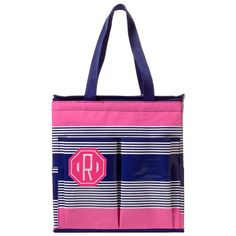 Toss Designs Spinnaker Tailgate Tote $26.00 #laylagrayce #mothersday #personalized