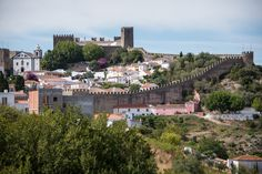 """Óbidos, Portugal Is a Book Lover's Dream 