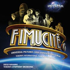 """Varèse Sarabande announces the release of their latest CD Club title, """"Fimucité 6: Universal Pictures 100th Anniversary Gala on CD"""" available July 27th.  The 2-CD limited edition set (3000 units)  features live concert performances of celebrated films from the history of Universal Pictures including music from horror favorites 'Frankenstein,' '#Dracula,' 'The Wolfman' and '#TheMummy,' http://krakowerpolingpr.tumblr.com/post/123383715783/pr-fimucite-6-universal-pictures-100th"""