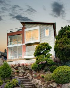 Exterior Photos Design, Pictures, Remodel, Decor and Ideas - page 4