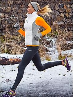Upside Vest | Athleta--I want the whole outfit!