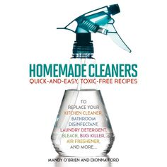 Homemade Cleaners: QuickandEasy ToxinFree Recipes to Replace Your Kitchen Cleaner Bathroom Disinfectant Laundry Detergent Bleach Bug Killer Air Freshener and more * Check out this great product. (This is an affiliate link) Homemade Cleaning Products, Household Cleaning Tips, Cleaning Recipes, Household Cleaners, House Cleaning Tips, Natural Cleaning Products, Cleaning Hacks, Cleaning Supplies, Household Products