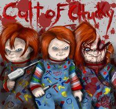 Cult Of Chucky by Taboochildsplay.deviantart.com on @DeviantArt