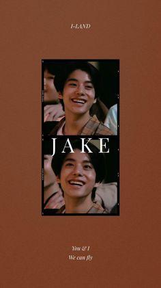 Jake Sim, Korean Idols, My Land, Aesthetic Wallpapers, Landing, Crushes, Babe, Kpop, Fictional Characters