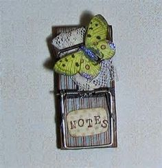 Altered Mouse Trap for Craft Club Swap/ Halloween Theme -Made by BMG ...