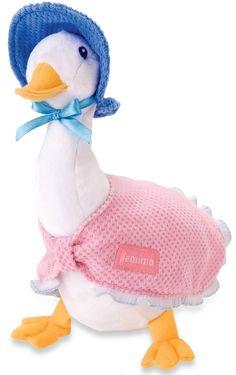 The World of Beatrix Potter: Nursery Jemima Puddle Duck by Kids Preferred
