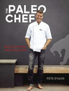 Wish Upon A Chef: My review of The Paleo Chef cookbook