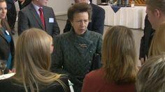 Nov 22, 2013.   BBC News - Princess Royal officially installed as Shropshire university chancellor