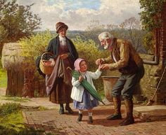 James Clarke Waite ~ Farewell To Grandfther