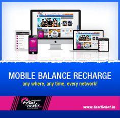 Easy & Profitable Mobile Recharge