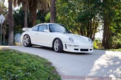 RUF Turbo R - 993. This apparently makes between 700 and 800 hp.