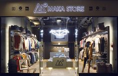 Maka store by LANGE & LANGE, Warsaw fashion