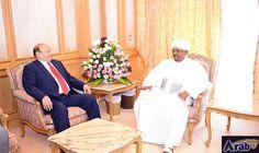 Yemeni President meets Sudanese Counterpart: President of Yemen Abd Rabbu Mansour Hadi discussed with his Sudanese counterpart Omar Al…