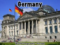 This Germany PowerPoint has 41 slides and provides an overview of its history, geography, government, economy, and culture. A free worksheet that goes with it is available as a separate product. Includes:Geography of Germany - 10 slidesGerman flag - 1 slideHistory of Germany - 13 slidesGermany's government - 4 slidesGermany's economy - 4 slidesGermany's culture - 5 slidesMiscellaneous - 4 slidesThis presentation can be used with a free worksheet that can be found here:Germany WorksheetThis…
