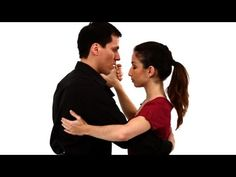 ▶ How to Embrace & Keep Space w/ Partner | Argentine Tango - YouTube