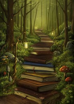 The Reader's Path can take you anywhere.