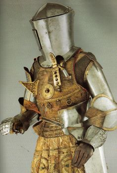 Jousting Armour of Philip I. 15th Century.