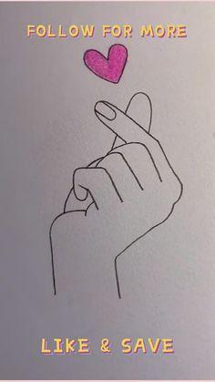 Easy Chalk Drawings, Art Drawings For Kids, Art Drawings Sketches Simple, Pencil Art Drawings, Hand Drawings, Black And White Art Drawing, Art Painting Gallery, Art Drawings Beautiful, Drawing Challenge