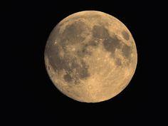 Super moon in June 2013