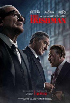 The Irishman di Scorsese al cinema e su Netflix