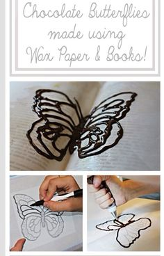 http://www.welivedhappilyeverafter.com/2012/08/chocolate-butterflies-using-wax-paper.html?m=1