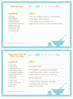 Printable Time Card Template Free Printable Recipe Cards  Recipe Cards Free Printable And Free