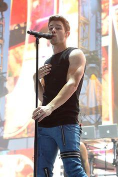 Nick Jonas performs onstage during 102.7 KIIS FM's 2015 Wango Tango at StubHub Center on May 9, 2015 in Los Angeles, California. #3