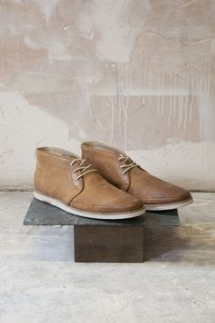 J Shoes Volunteer Tuscany Brown Boots