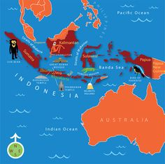 Explore Indonesia | Asia Society Kids