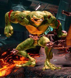 Beloved Battletoads brawler Rash will join Season 3 of Killer Instinct | ultra-combo.com