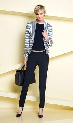 ETCETETA Coast Jacket, Independence Sweater, Nautilus Pant and Goldie Belt