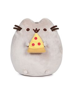 SUDDENLY CAT sells the official Pusheen the Cat plush toys that are 100% made by GUND. Pusheen is a cartoon cat who is the subject of comic strips and sticker sets on Facebook. Pusheen was created in 2010 by Claire Belton and Andrew Duff for a comic strip on their website, Everyday Cute. Pusheen is a chubby gray tabby cat based on Belton's childhood cat. Her name stems from the Irish word puisín, which means kitten. Free shipping to Singapore