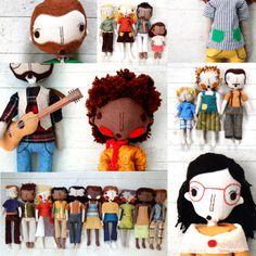 Simpli Jessi - custom handmade dolls $75usd (dec 13) (dec 15 75 $ )