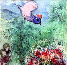 Marc Chagall  1887-1985. Cirque. 1967. Cateau Cambresis.  Marc Chagall 1887-1985. Circus. 1967 Cateau Cambrésis.