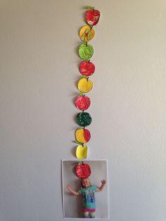 Ten Apples Up On Top Craft - Kindergarten Craft - Apple Craft - Kids Craft - Fall Craft