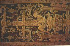 "King Pakal's Spaceship, The Ancient Mayan Astronaut ""Palenque astronaut"" | Alternative"