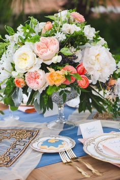 See the rest of this beautiful gallery: http://www.stylemepretty.com/gallery/picture/957734/