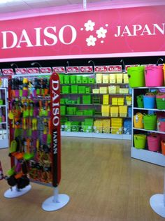 Daiso Japan!