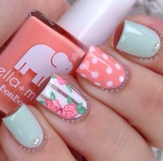 Perfect Spring Nails..